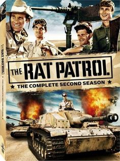 The Rat Patrol (Season 2)  Great series!!  I've seen them all!! I rate this 5 stars!!
