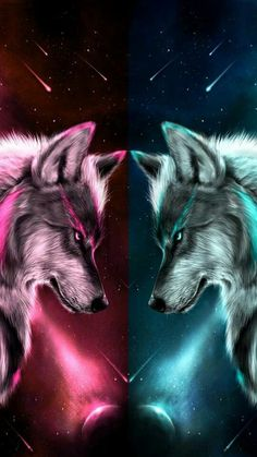 42 Inspirational Badass Wolf Background – 42 Inspirational Badass Wolf Background … – Animal Wallpaper And iphone Artwork Lobo, Wolf Artwork, Fantasy Artwork, Wolf Love, Cute Animal Drawings, Cute Drawings, Wolf Drawings, Wolf Background, Fantasy Background