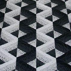 optical illusion quilt