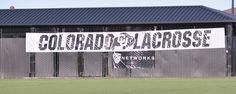Related Links BOULDER GÇô SundayGÇÖs lacrosse game between Colorado and California has been moved from Prentup Field to CUGÇÖs regular turf of Kittredge Field. Lacrosse, Bouldering, Colorado, California, Games, Outdoor Decor, Plays, Aspen Colorado, The California