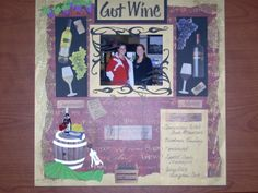 Got Wine - Scrapbook.com