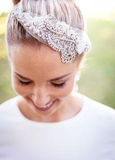 pretty little wedding things Wedding Hair And Makeup, Wedding Beauty, Wedding Hair Accessories, Bridal Hair, Wedding Jewelry, Dream Wedding, Wedding Story, Wedding Things, Wedding Braids