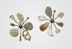 Barbara Seidenath, earrings