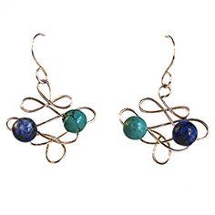 Southwestern Maiden Earrings.