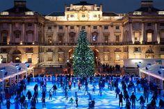 fa160829b0d6 Tiffany   Co. Ice Skating Rink at Somerset House
