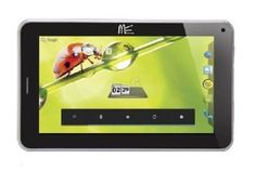 #HCL ME Connect V3 #Tablet (WiFi, Voice Calling, 8GB), Silver Buy Now Price:  INR 6,600.00