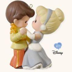 2008 Disney - Cinderella And Her Prince Hallmark Ornament | The Ornament Shop