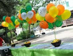 party decoration ideas zoo theme - Google Search