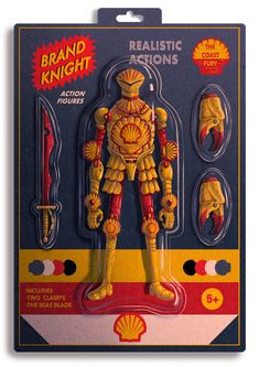 Brand Knight on Behance