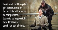 20 brilliantly uplifting quotes from 'The Intouchables'