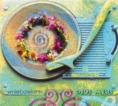 WNIEBOWIANKI - okładka ostatniej płyty Deus Meus