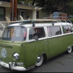 VW bay surf's up