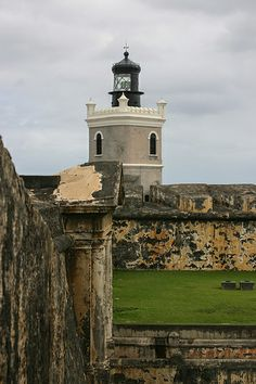 Fort San Felipe del Morro; San Juan, Puerto Rico