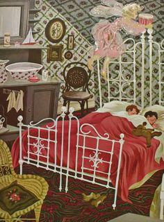 Sugar Plum Fairy, vintage