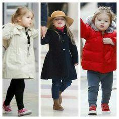 Harper Beckham Fashion