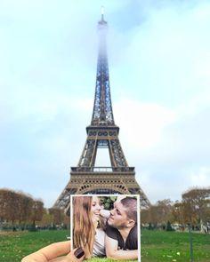 #photoography #picture #decoration #sosyopix #gift #love #paris #eiffel #tower