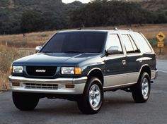 1995–97 Isuzu Rodeo LS (UC) '1994–97