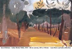 Ivon Hitchens   Early Winter Walk