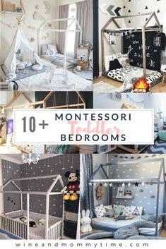 10+ Toddler Floor Beds – Montessori Rooms