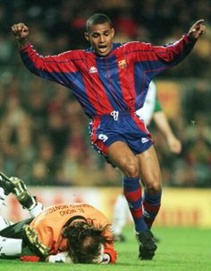 Sonny Anderson 1997-1999
