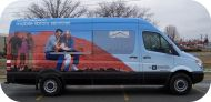 Bookmobile for Sale | Book Mobile Manufacturer | Matthews Specialty Vehicles