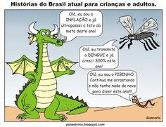 O Brasil de hoje e seus bichos