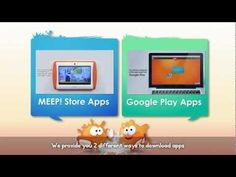 Episode 08 - Downloading on the MEEP! store (Including Google Play recommended apps)