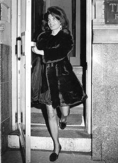 Jacqueline Kennedy Onassis - 1969