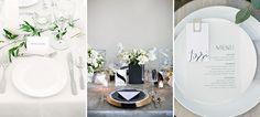 Μοντέρνοι γάμοι: Μινιμαλιστική διακόσμηση γάμου. Εκείνα που μπορούν να φαίνονται κομψά μαζί: φανταστείτε γεωμετρικά κεριά και φανάρια και βοτανικές διακοσμήσεις για το τραπέζι, τόσο κομψό!