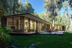 Casa en el Lago Villarrica por planmaestro (2)