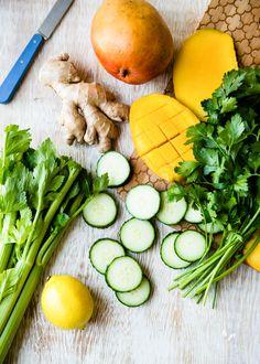 Mango Ginger Immune Support