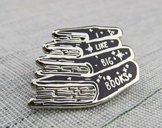Book Lover Bookmark set Gift for Readers and by LiteraryEmporium