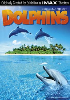 Dolphins: IMAX (2000) The makers of The Living Sea step into the world of wild (and highly intelligent) dolphins. In the white sandbanks of the Bahamas, the inquisitive dolphins live, play and communicate. A bottlenose dolphin named JoJo explores the colorful reefs with his human friend Dean. Meanwhile, in the windswept waters off Argentina, duskies -- the most acrobatic dolphins -- work together to hunt for food. Pierce Brosnan narrates, and Sting provides the music.