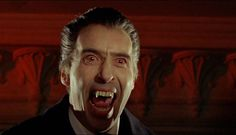 Christopher Lee in Horror of Dracula (1958)