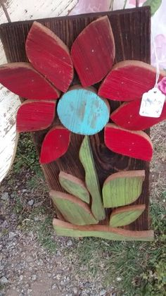Small plaque 2x4 Crafts, Primitive Wood Crafts, Pallet Crafts, Wooden Crafts, Diy And Crafts, Wood Yard Art, Wood Art, Welcome Wood Sign, Wooden Cutouts