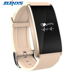 Steel Buckle Adjustable Smart Bracelet For Iphone And Android Smart Watch Heart Rate Monitoring Bracelet Call Photo Wristband To Invigorate Health Effectively Smart Wristbands