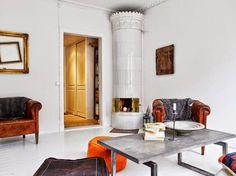 Un piso vintage y con muebles reciclados - Contenido seleccionado con la ayuda de http://r4s.to/r4s