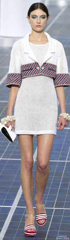 Chanel Spring 2013 RTW