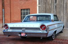 1963 Ford Galaxie XL 500 Victoria Coupe