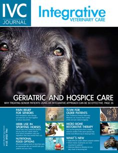 Good article on geriatric and hospice care in this issue - pain relief for seniors. Integrative Veterinary Care Journal V4I4 Fall 2014 edition - Read the digital edition by Magzter on your iPad, iPhone, Android, Tablet Devices, Windows 8, PC, Mac and the Web.