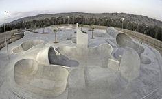 Big Air: Designing the World's Best Skate Parks