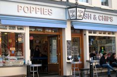 Poppies Fish and Chips of Spitalfields
