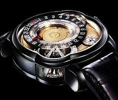 Greubel Forsey Invention Piece 2 Quadruple Tourbillon Whats inside the worlds most expensive luxury watch? One tourbillion is already a class of its own. But what about four asynchronous tourbillions? Thats what the Greubel Forsey Invention Piece 2 Quadruple Tourbillon has to offer. This feature further enhances the timepieces accuracy. On top of the quadruple tourbillions this watch exhibits a classic elegant look that makes it worthy its price tag. #watches #classy #greubelforsey…