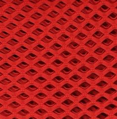 How cool is this stretch mesh fabric