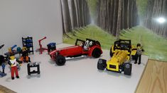 Lego technic | Brothers in law Left is a detailed Super7 and… | Flickr
