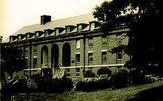 NCCAT's first home: Madison Hall at Western Carolina University (circa 1985)