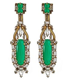 Statement Earrings...the bigger...the better!