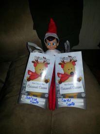 Day 14: Treat's From Santa!!