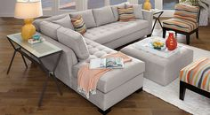 Shop for affordableSectionalLiving Room SetsatRooms To GoFurniture. Find a variety of styles and options for sale.  High quality, great prices, fast delivery.  BuySectionalLiving Room Setsonline today.#iSofa #roomstogo
