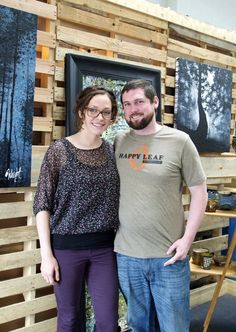 Denver -- How Jenni & Mike of Happy Leaf Kombucha Turned Their Hobby Into a Business — Maker Tour: Part One